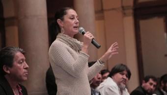 Ofrece Caludia Sheinbaum gobierno democrático y abierto