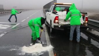 Tercera tormenta invernal causará nevadas en siete estados