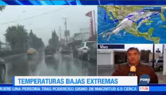 Coahuila Mantiene Alerta Permanente Bajas Temperaturas