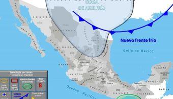 Tercera tormenta invernal activa las alertas en Coahuila