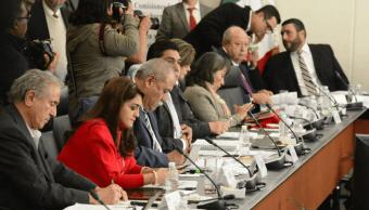 Senado aprueba comisiones Ley Seguridad Interior este jueves Pleno