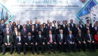 conferencia nacional de procuración de justicia