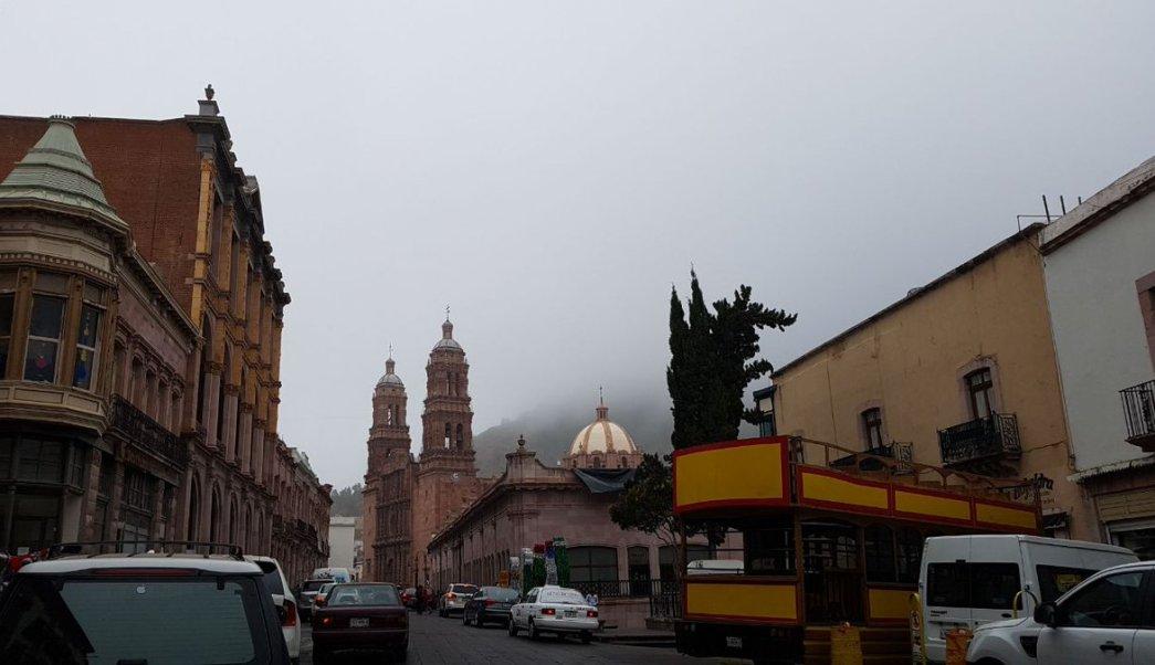 Continuarán las bajas temperaturas en Zacatecas