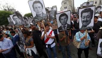 Víctimas esperan que CorteIDH anule indulto Fujimori