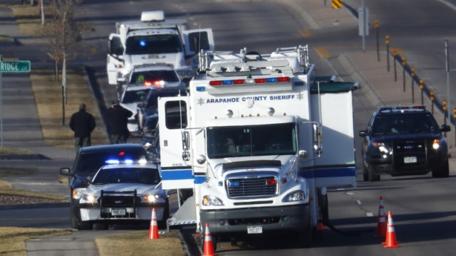 Tiroteo en Colorado deja un policía muerto y seis personas heridas