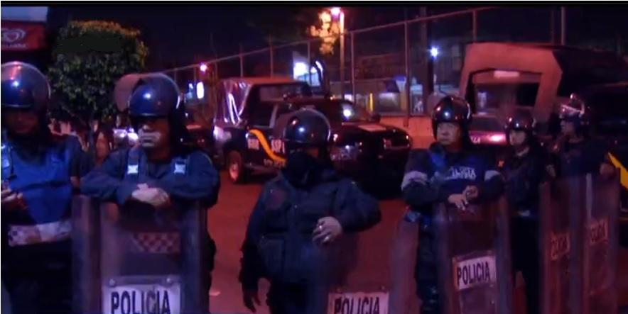 Desalojan predio en avenida Tláhuac, Iztapalapa; será un panteón