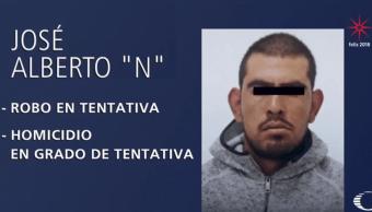 Vinculan a proceso a detenido por intento de asalto a Adolfo Lagos