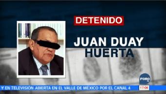 Detienen Dro Edificio Zapata 56 Pgjcdmx Juan Duay Huerta