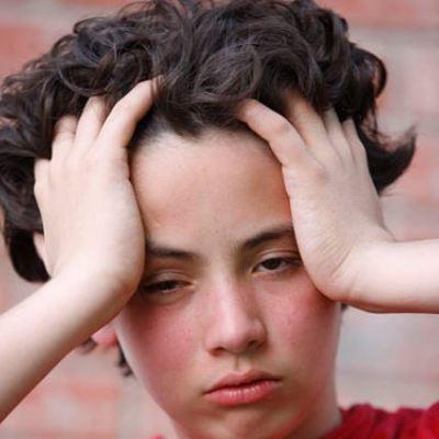 La migraña se vuelve más frecuente entre niños