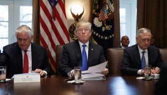 Trump podría visitar la frontera con México para inspeccionar construcción del muro