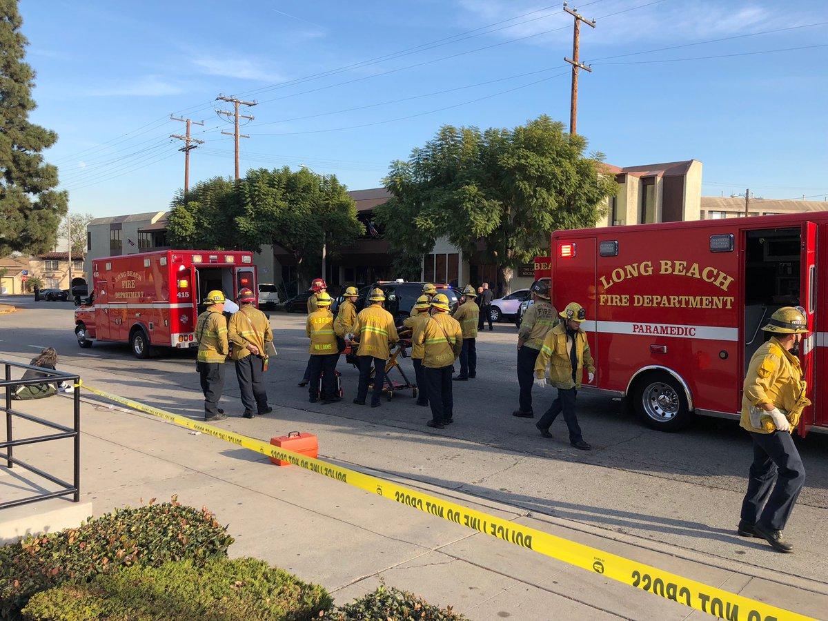 Tiroteo en Long Beach, California, deja dos muertos y un herido