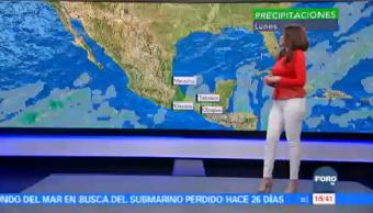 Clima A Las Tres Mayte Carranco Masa De Aire