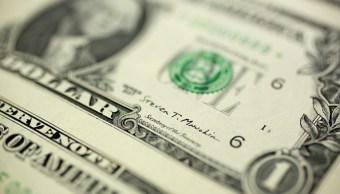 El dólar abre en 19.56 pesos a la venta
