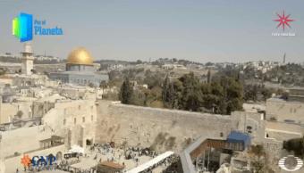 Jerusalén, los oasis de Israel y el mar Mediterráneo