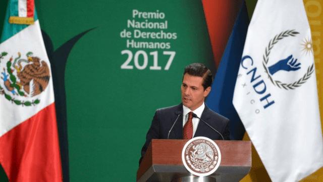 EPN pide Senado ampliar debate Ley Seguridad Interior