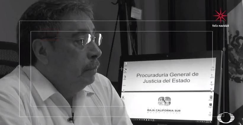 Erasmo Palemón, procurador de Justicia de Baja California Sur
