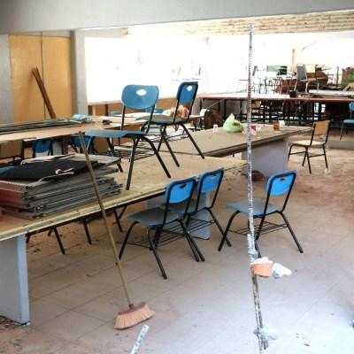 Escuelas dañadas por sismo del 19S en CDMX funcionarán al 100% en junio