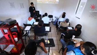 Escuela para hombres violentos ha atendido más de dos mil casos en Oaxaca
