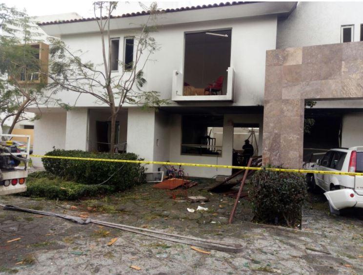 explosion de gas deja 14 lesionados en zapopan, jalisco