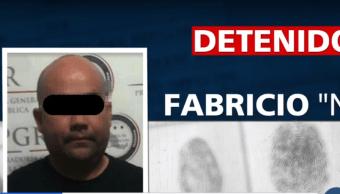 Federales capturan en Mexicali a presunto secuestrador de periodista