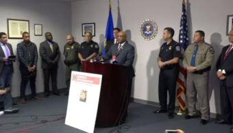 FBI eleva recompensa por datos sobre muerte de agente fronterizo