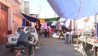 Fiestas patronales paralizan reconstrucción de rutas de evacuación