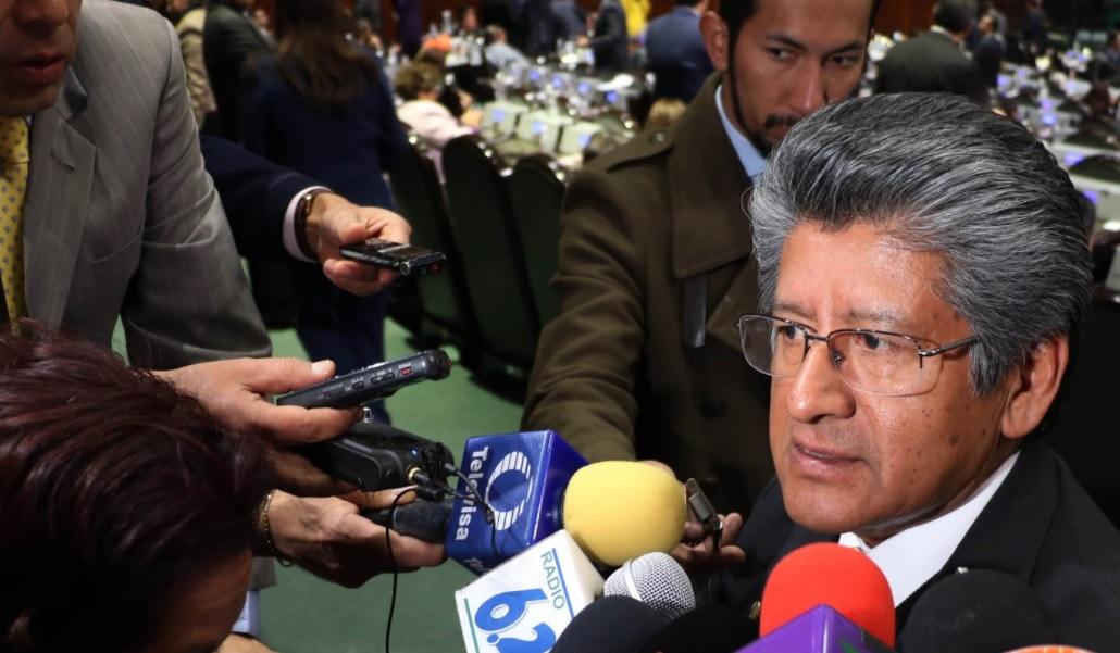 Jaloneo entre PRI y Frente atora elección de titular de ASF