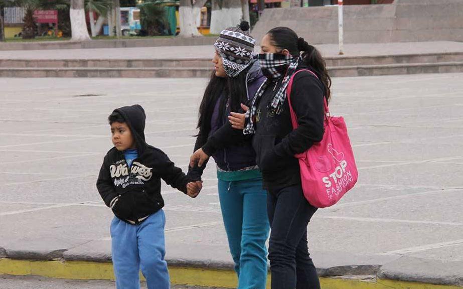 Pronostican temperaturas bajo cero durante Navidad en Chihuahua