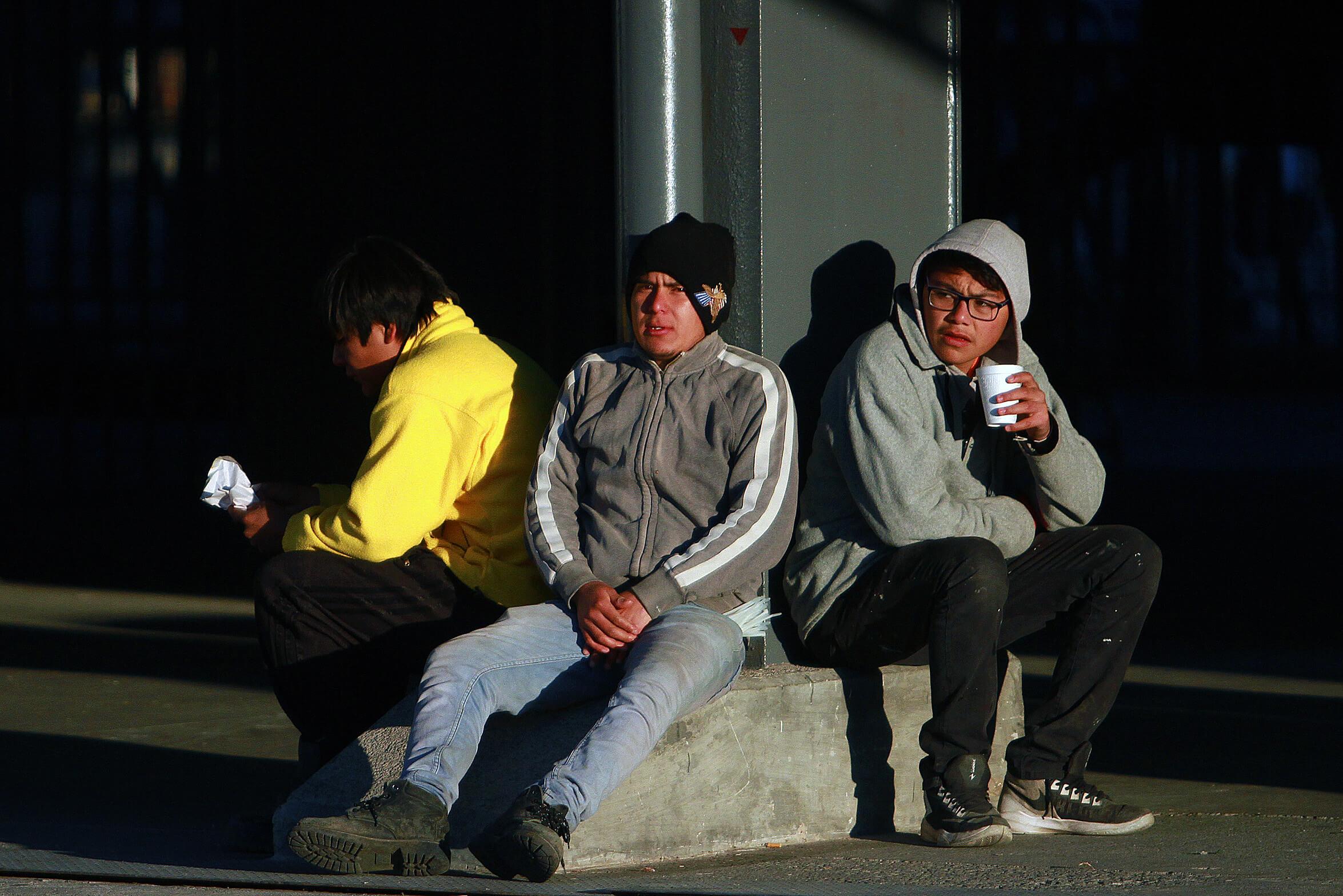 #SaqueElCobertor | Continuarán las heladas en SLP; hoy ingresa Frente Frío No. 15