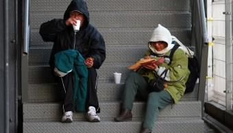 bajas temperaturas congelan cinco delegaciones cdmx