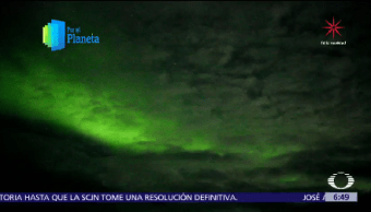 Gigantes Alaska Luces Norte Por El Planeta Proyecto De Noticieros Televisa