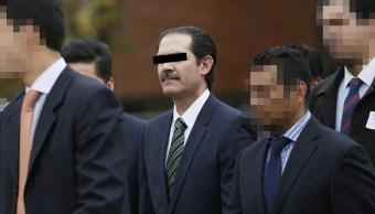 Juez otorga auto de libertad a Guillermo Padrés por lavado de dinero