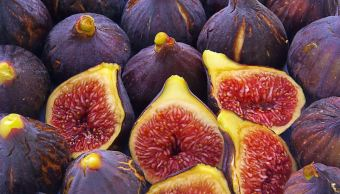 El higo es un pseudofruto cuyas flores crecen internamente