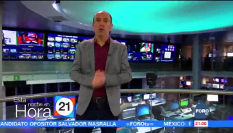 Hora 21: Programa del 15 de diciembre de 2017