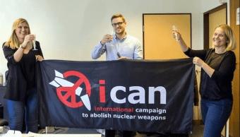 ICAN defiende desarme nuclear como única solución contra amenaza atómica