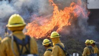 bomberos california logran avances frenar incendios forestales
