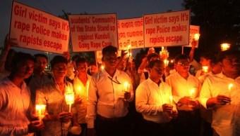 Causa indignación violación y asesinato de niña