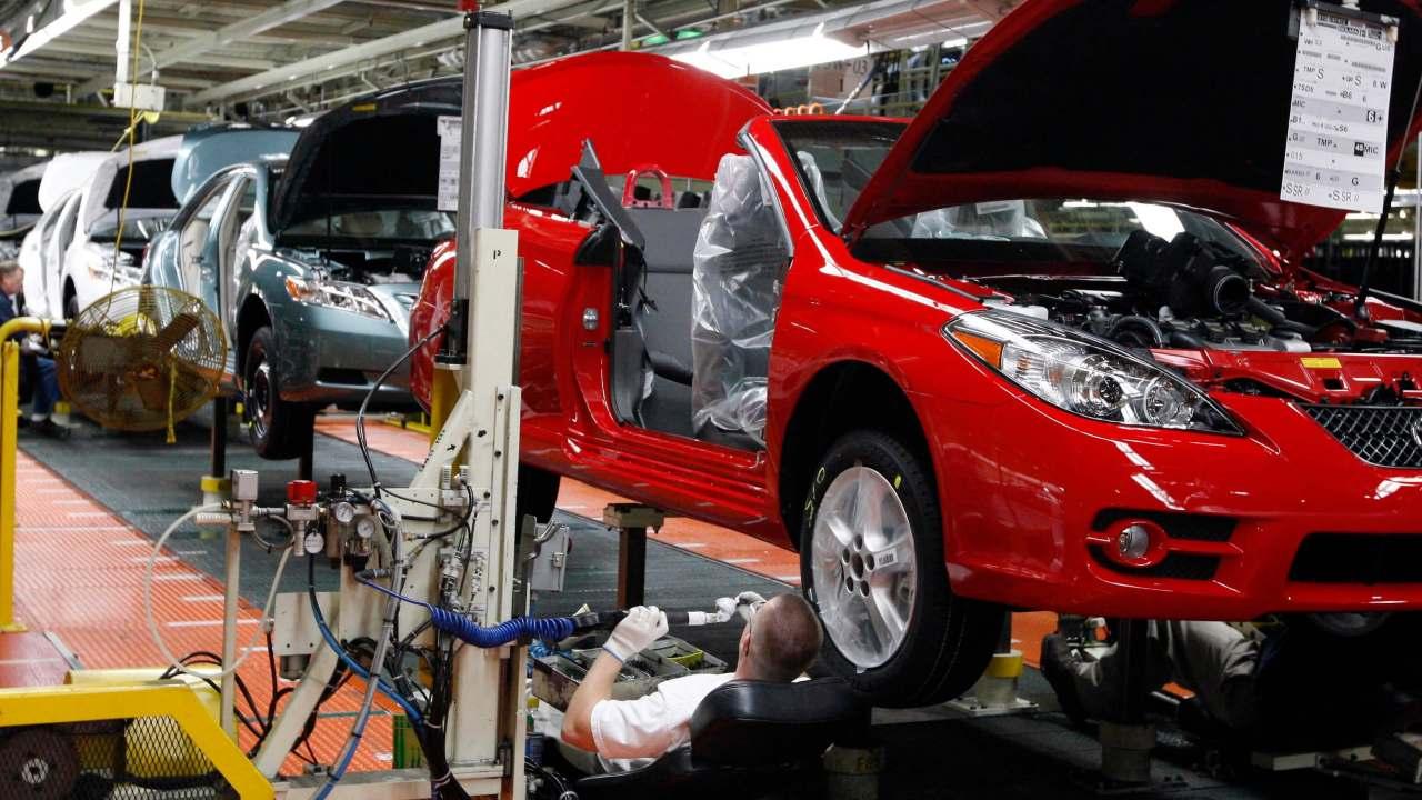 Industria automotriz reporta balanza comercial histórica en 2017