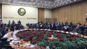 oposicion cuestiona nombramiento nuevo titular unidad fiscalizacion ine