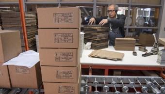 Caen los inventarios de empresas en Estados Unidos
