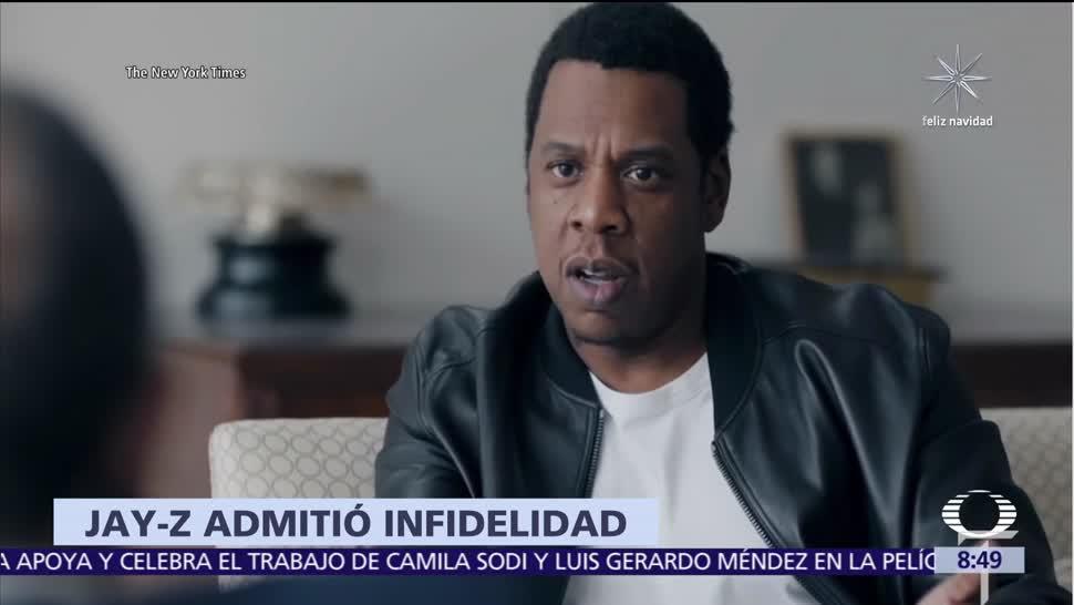 Jay-Z admite que le fue infiel a Beyoncé