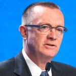 Jeffrey Feltman, responsable político de la ONU. (AP, archivo)