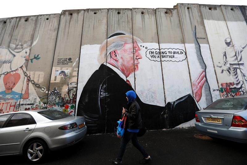 Jerusalén es una ciudad sagrada sin reconocimiento internacional