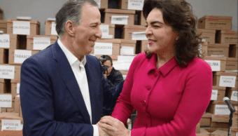 Ivonne Ortega candidatura presidencial PRI Meade