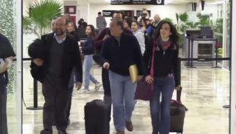José Antonio Meade llega a Chiapas en vuelo comercial