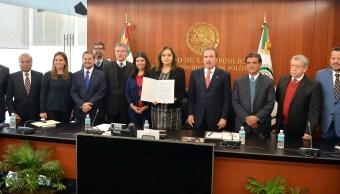 Comité entrega a Jucopo ocho propuestas de finalistas para la Fepade