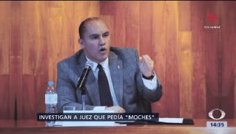 Juez Pedía Dinero Empleados Investigan José Díaz De León Cruz