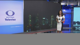 Las noticias, con Danielle Dithurbide Programa del 11 de enero del 2018 COMPLETO