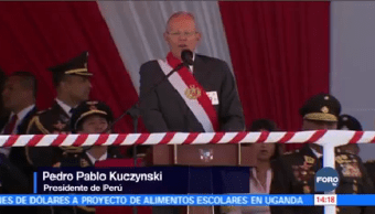 Legisladores Peruanos Piden Remover Presidente Kuczynski