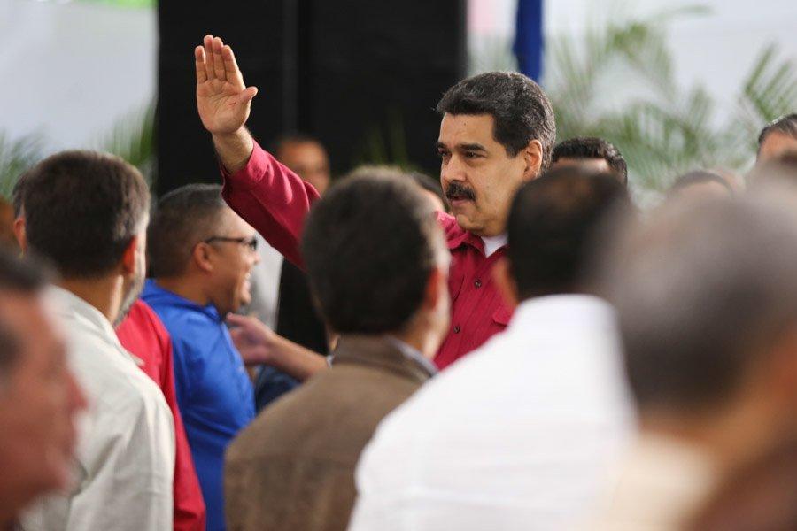 Tolerancia cero con los grupos terroristas — Nicolás Maduro
